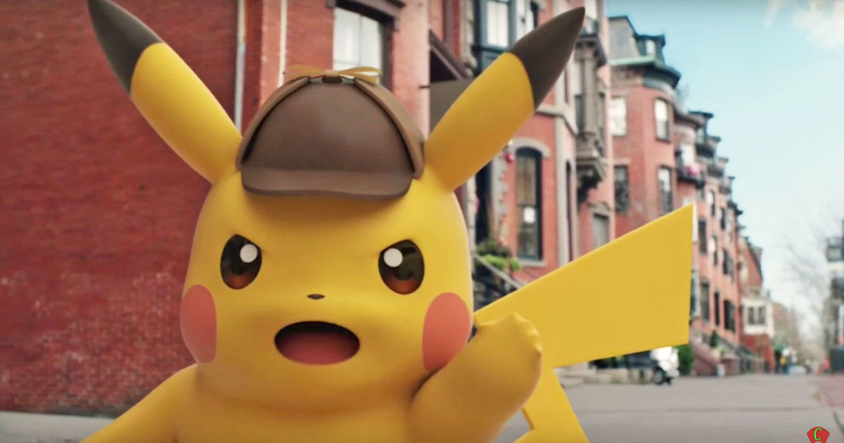 Live-action 'Detective Pikachu' movie hits theaters in May 2019