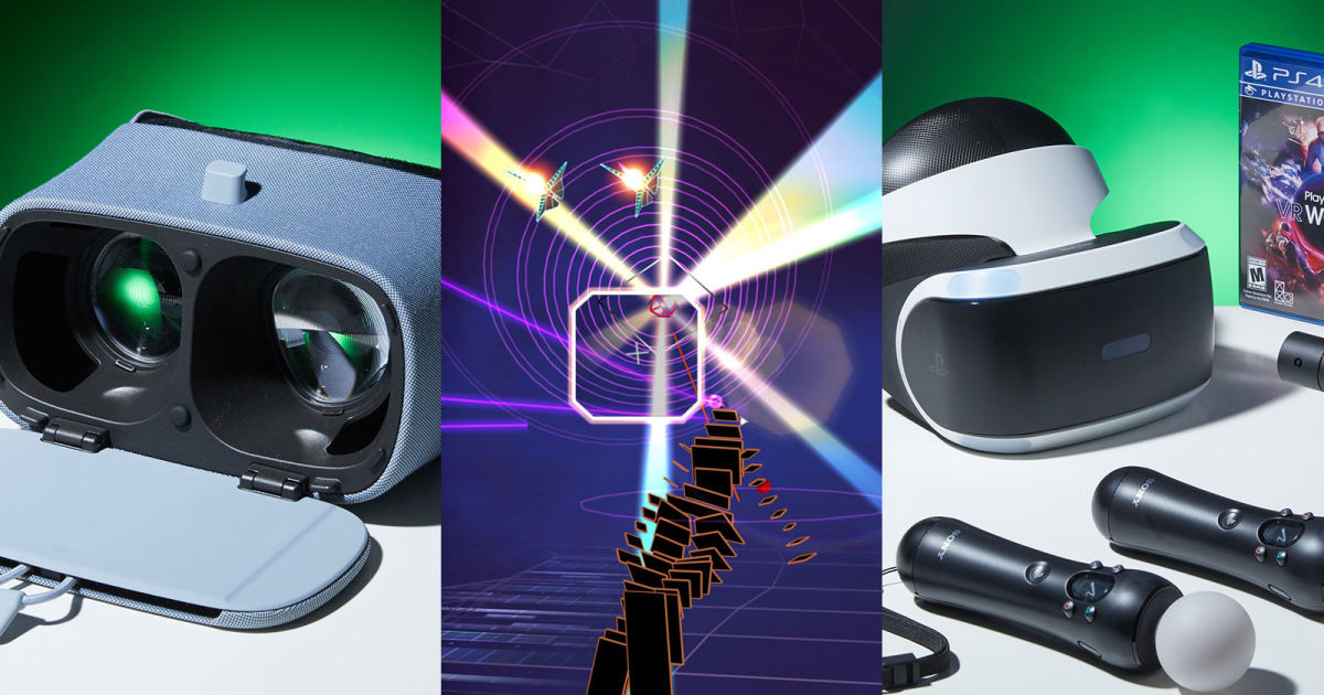 The best VR headsets and games to give as gifts