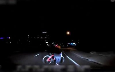 Arizona police release video of fatal collision with Uber…