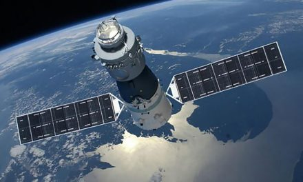 China's first space station will hit the Earth's atmosphere soon