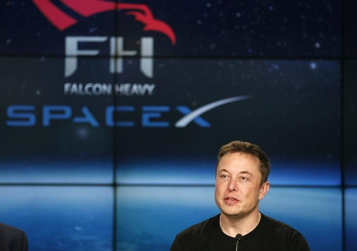 Musk deletes Facebook pages of Tesla, SpaceX after challenged on…