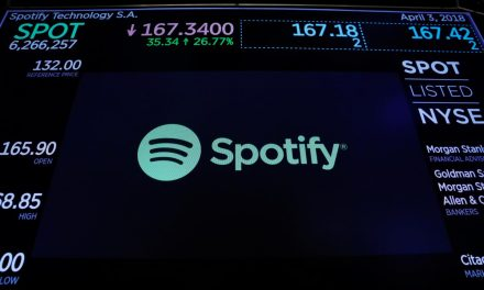 Spotify shares attract all ages, not just Millennials