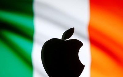 Apple pays Ireland first tranche of disputed taxes