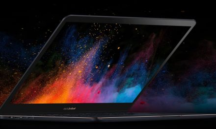 ASUS ZenBook Pro 15 packs Intel i9 power and 4K display