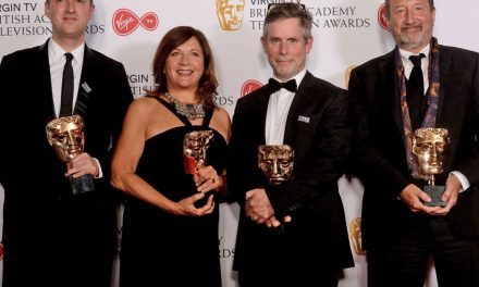 Netflix wins a BAFTA, but the BBC's still king