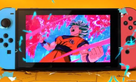'Dragon Ball FighterZ' is coming to the Switch this year