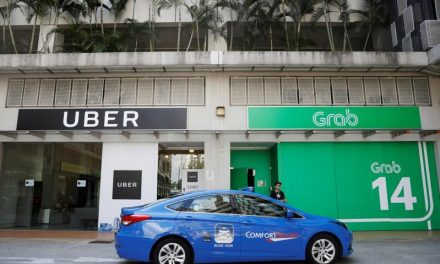 Grab defends position in Uber deal to Singapore