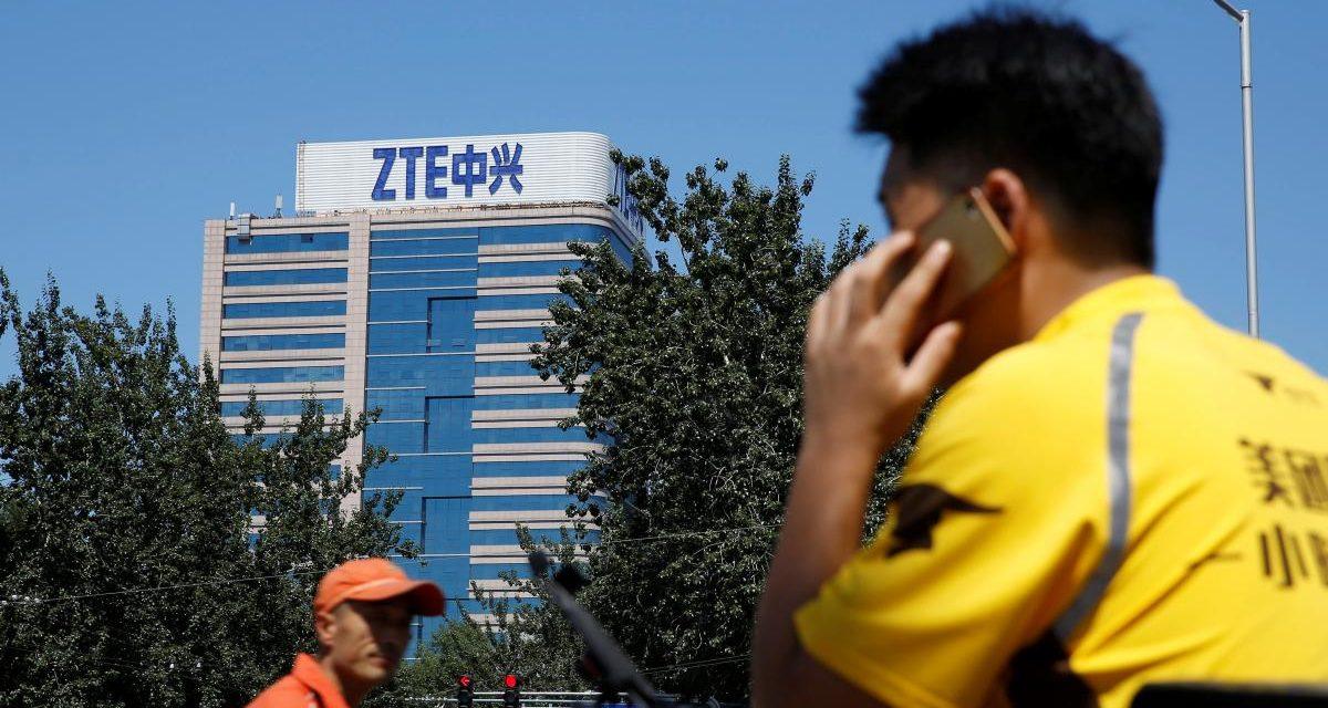 New executives at China