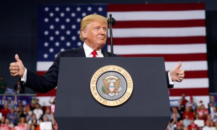 Trump vows to fight censorship of conservatives by social media firms