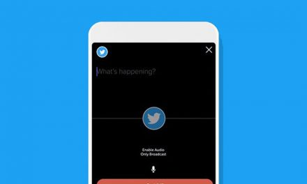 Twitter and Periscope now offer audio-only live broadcasts